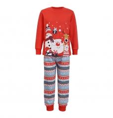 Новогодние пижамы детские