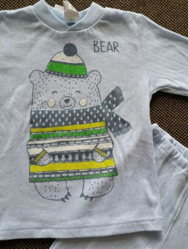 Пижама для малыша