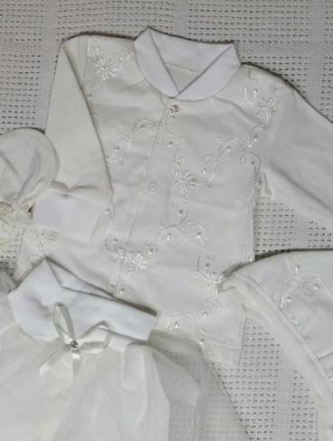 Комплект 4 пр. (с юбочкой), Мой малыш