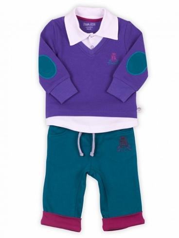 Нарядная одежда для мальчика до года