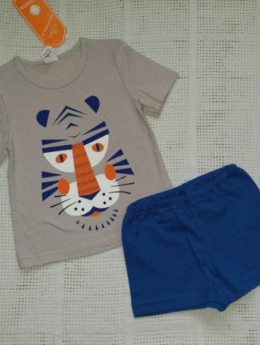 Комплект-пижама, Тигра