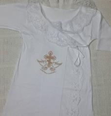 Крестильная рубашка купить
