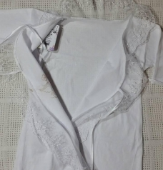 Крестильная рубашка, У+