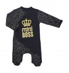 "Комбинезон ""Mini Boss"", черный"