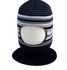 р.48-50 Шлем зимний утеплен. (изософт)