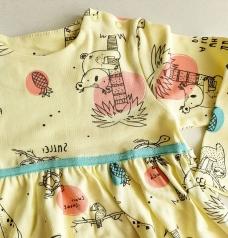 Платье лимонное ,Ведди