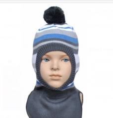 р.48-50 Шапка-шлем с подкладкой, Хамиллион