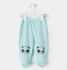 """Ползунки """"Панда"""", мята"""