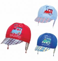 Летние кепки, панамки