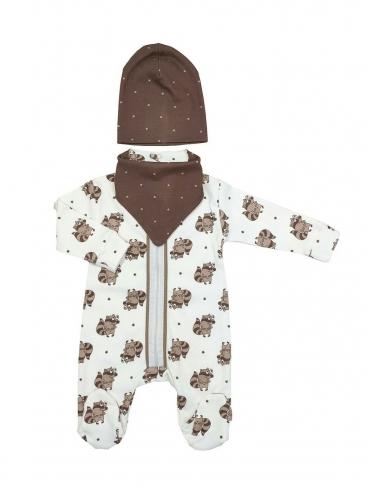 Одежда для новорожденных слипы
