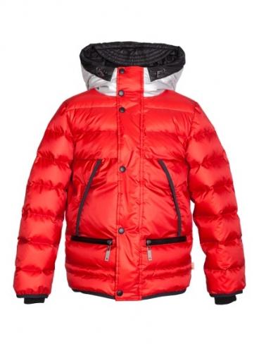 Куртка-пуховик Orby, красная