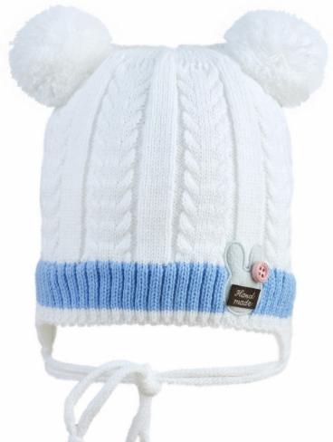 Весенняя шапочка  40-42 размера на 2-3 месяца. Купить в Минске
