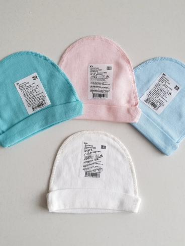 36 размер шапочки детские 522 артикул