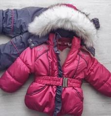 Зимние комплекты для девочек купить