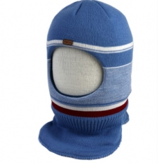 р.50-52 Шлем зимний утеплен. (изософт)