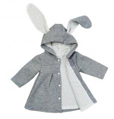 Жакет курточка для девочки Зайчик