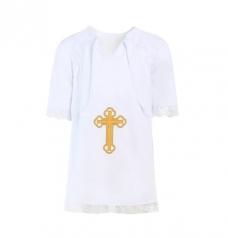 Рубашка крестильная,  р.98-104