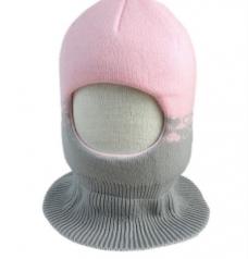 р.48-50 Шлем зимний (изософт), роз.