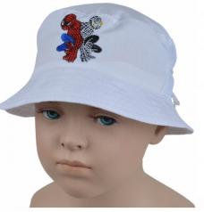 р.48-50 Панама для мальчика Человек-паук