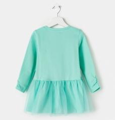 Платье c фатиновой юбочкой, Luneva